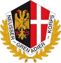 Neusser Grenadierkorps von 1823 e.V. Logo